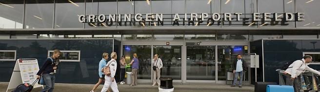 Parkeren Eelde Airport